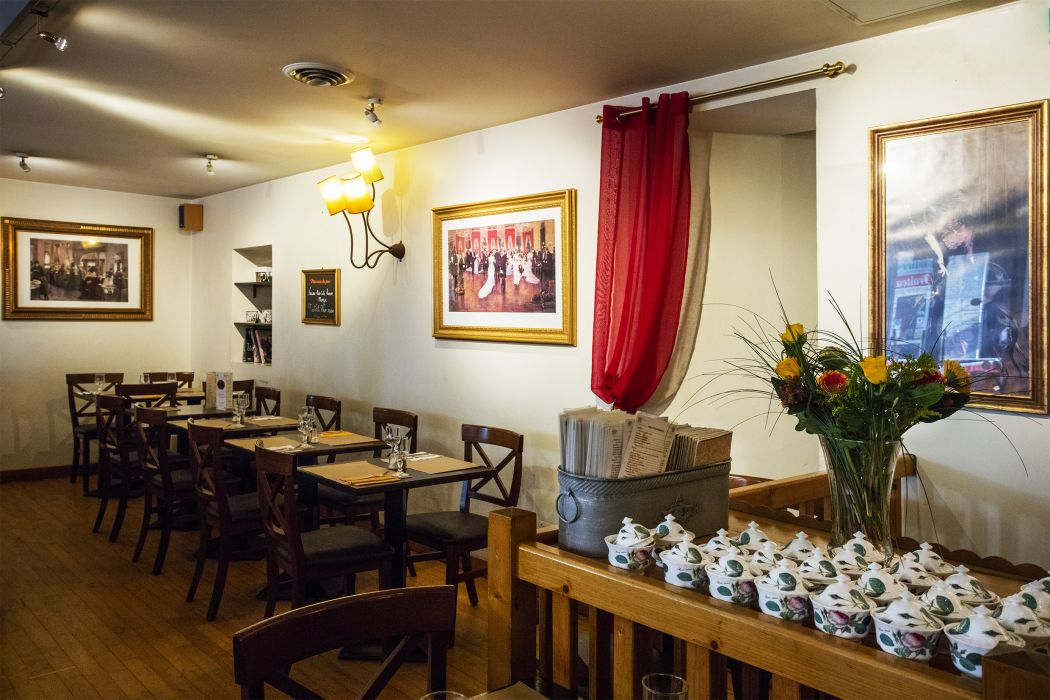 Le Salon d\'Eugénie – Salon de Thé, Pâtisserie, Restaurant ...